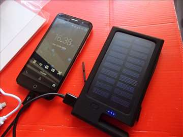 Solarni power bank 2016