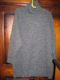 Topla ženska rolka-tunika
