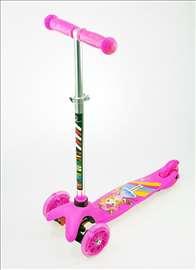 Trotinet Scooter roze - novo