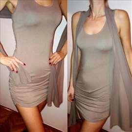 Lady Elite haljina sa ešarpom
