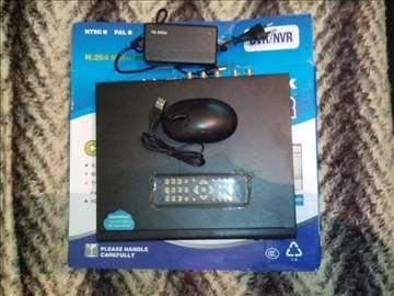 DVR H.264 Hybrid snimač