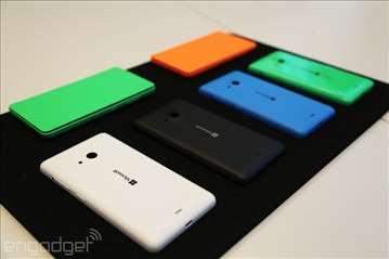 Lumia 535 maska bela