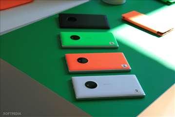 Lumia 830 maska zelena