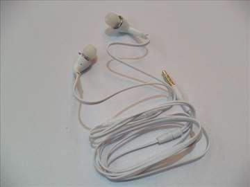 Slušalice bele za Samsung modele