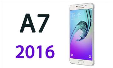 Staklo touchscreena za samsung a7 2016