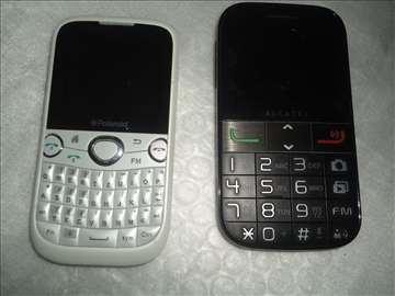 2 telefona - Alcatel i Polaroid