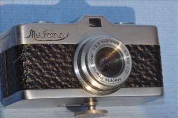 Mikrona, špijunski fotoaparat