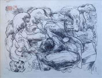 Print crteža