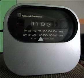 Radio sa satom National Panasonic RC-7260