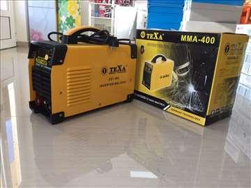 Invertorski aparat TEXA NEMACKI za varenje 400ah