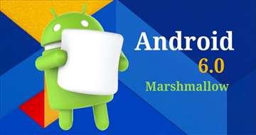 Lollipop/Marshmallow za Samsung