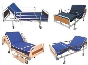 Rentiranje bolničkih kreveta i prateće opreme
