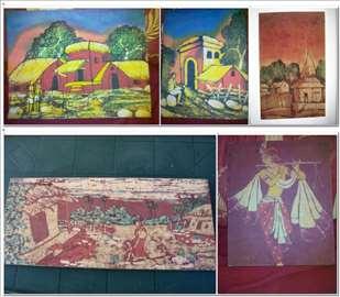 Batik 5 slika, izuzetno povoljno