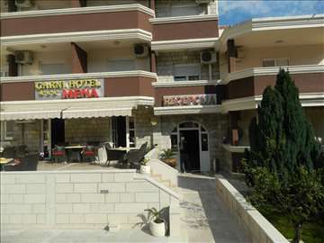 Crna Gora, Budva, hotel
