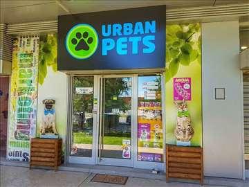 Urban Pets, pet shop • Belvil • Novi Beograd