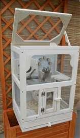 Nov kavez za glodare sa opremom