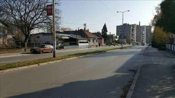 Plac i lokal u uskom centru Smederevska palanka
