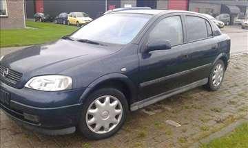 Opel Astra 1.6 benzin,servisna
