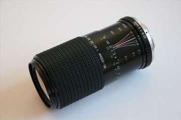 Super Cosina 80-200mm f:4,5-5,6 MC Macro PK bajone