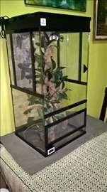 Vertikalni - terarijum za kameleona