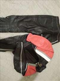 Ženski moto komplet Jakna i Pantalone