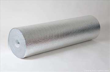 Aluminijumska folija za podno grejanje.
