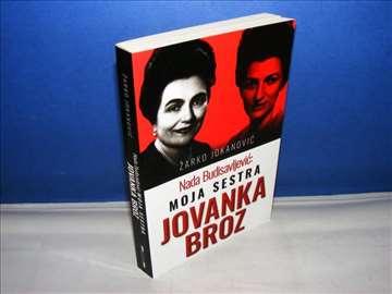 Moja sestra Jovanka Broz Nada Budisavljević