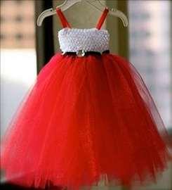 Novogodišnja Tutu haljinica, više veličina