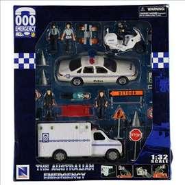 Policijski set