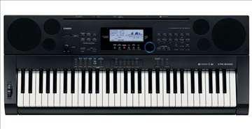 Casio CTK-1200, osnovna klavijatura