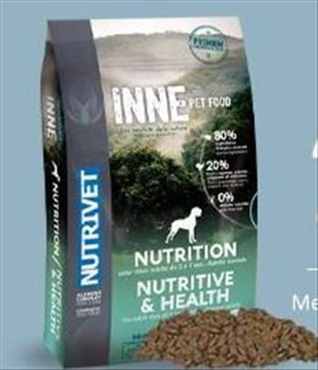 Nutrivet Inne Nutrition - francuska hrana za pse