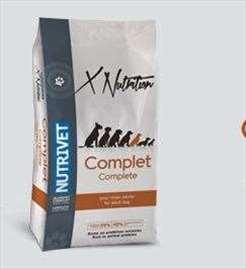 Nutrivet X-Nutrition complet hrana za pse,povoljna