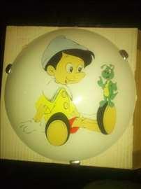 Plafonjere Pinokio i cvet