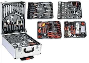 Ručni alati u koferu 186 komada
