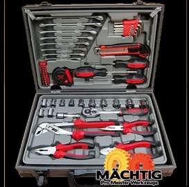 Set alata od 62 dela Machting MAC-07