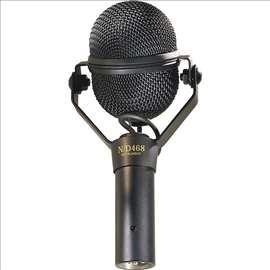 Mikrofon Electro Voice ND 468