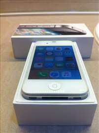 Iphone 4s White Sim Free, kao nov