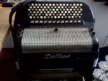 Original dugmetara Dallape 140b