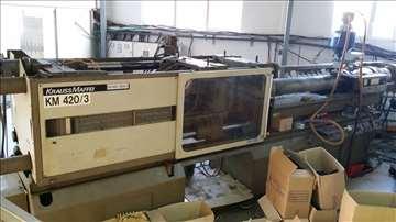 Prodajemo Krauss Maffei 420 - 2500A