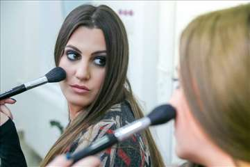 Profesionalno šminkanje Silvija