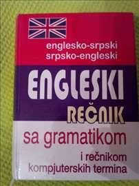Englesko-srpski/srpsko-engleski rečnik