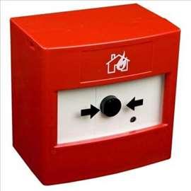 Sistemi za detekciju, dojavu i gašenje požara