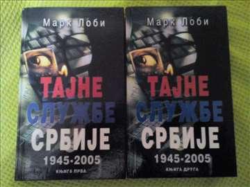 Tajne službe Srbije 1945 -2005, Mark Lobi