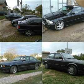 BMW 320 BMW E30 E34 E36 Citaj opis