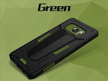 Futrole za note 7 nillkin defender green