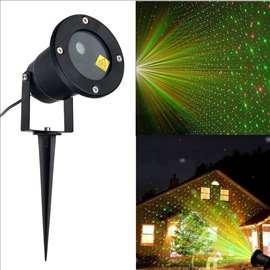 Laser RG projektor