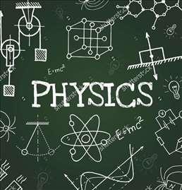 Časovi fizike za osnovce i srednjoškolce