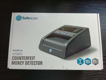 Detektor falsifikovanih novčanica