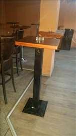 Stajaći stolovi za kafiće