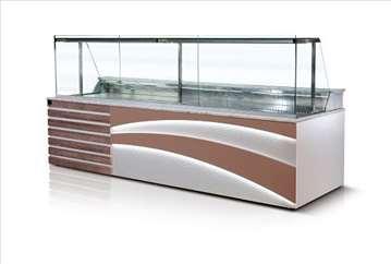 Topla vitrina model France